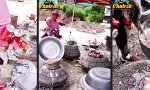 Altdosen-Recycling in China